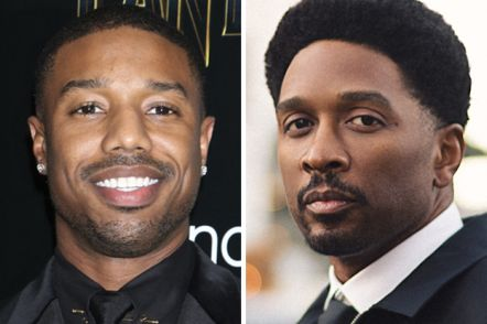 Michael B. Jordan and Joe Robert Cole