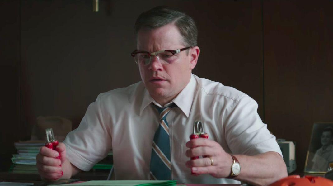 Matt Damon, Suburbicon