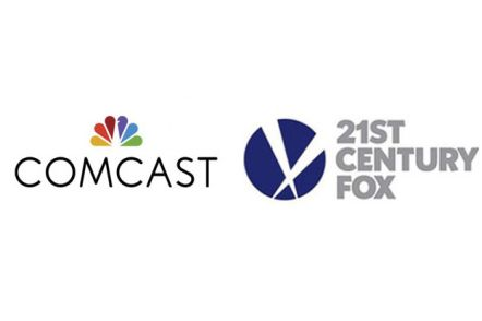 Comcast and 21st Century Fox