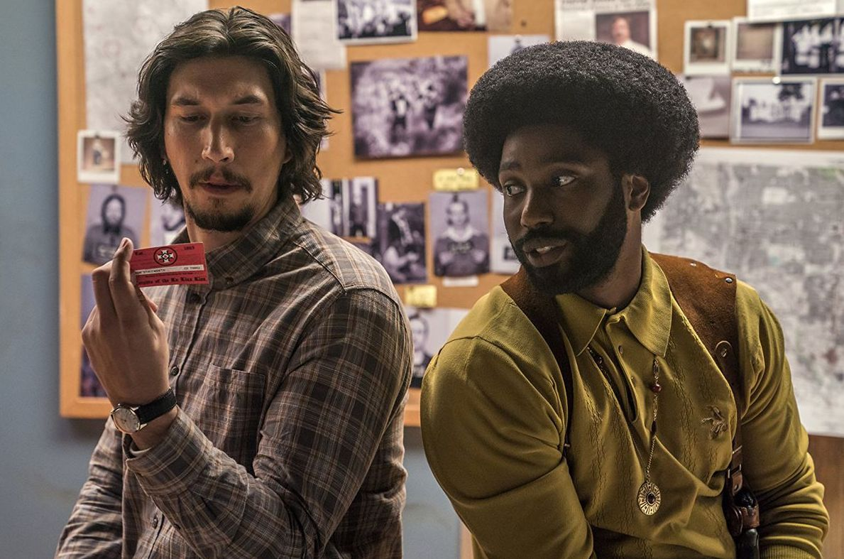 Adam Driver and John David Washington