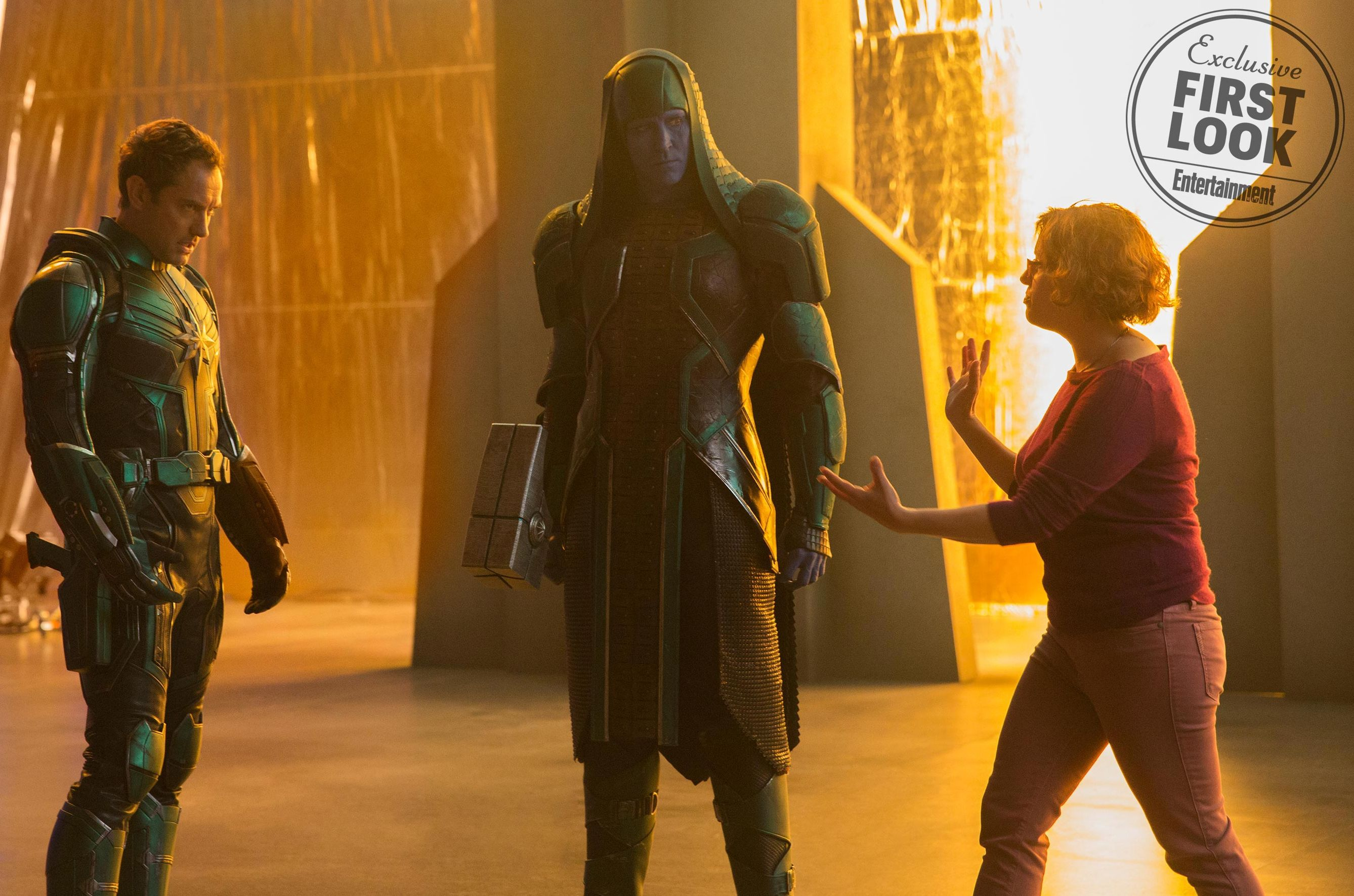 MCU fans have met the Kree race before in Guardians of the G