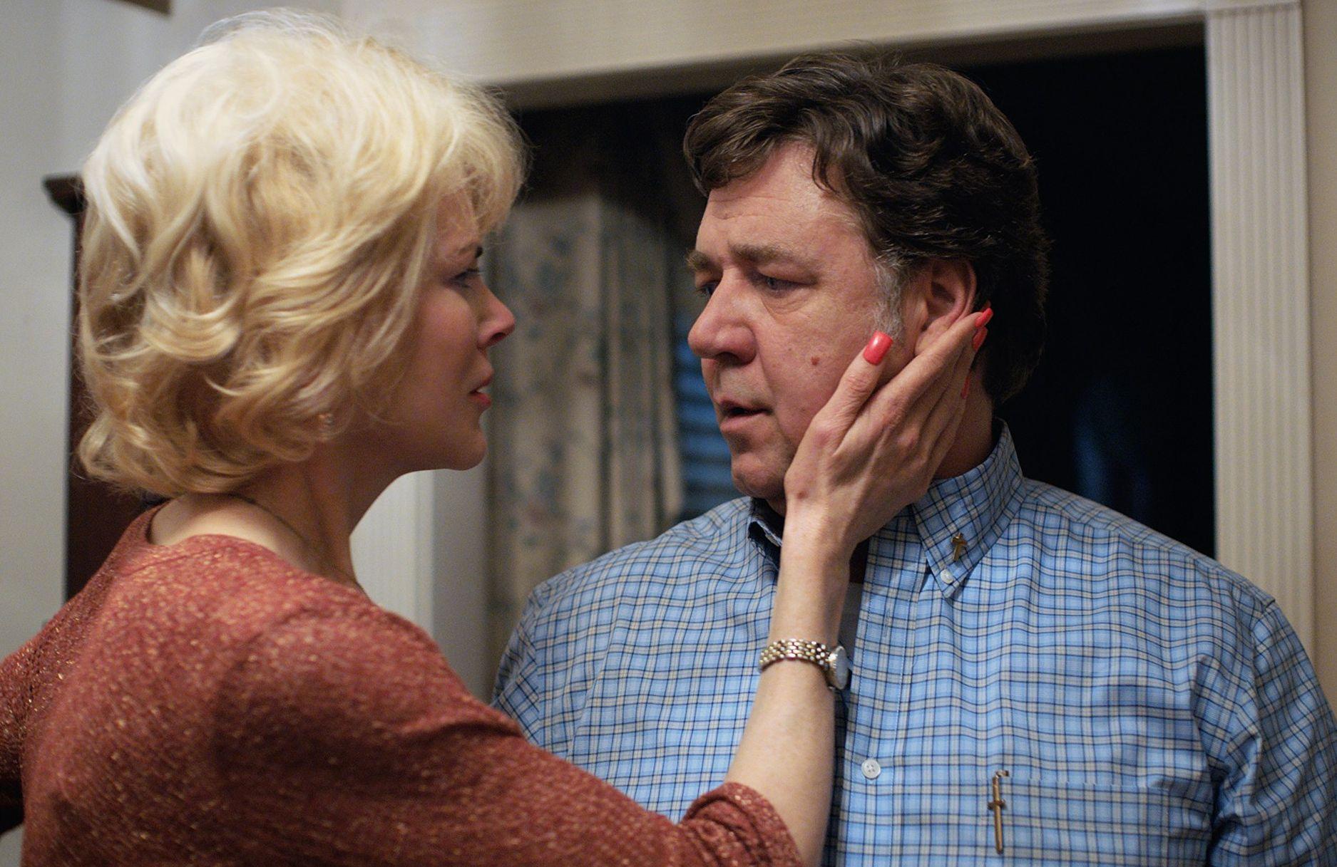 Nicole Kidman and Russell Crowe, 'Boy Erased'
