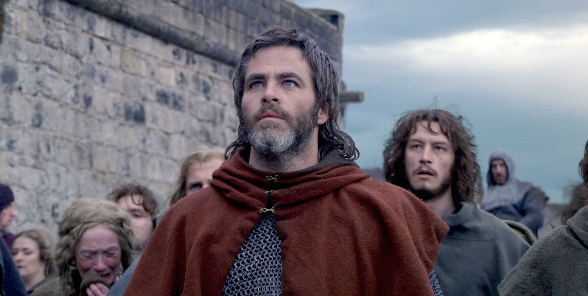 Chris Pine, 'Outlaw King'