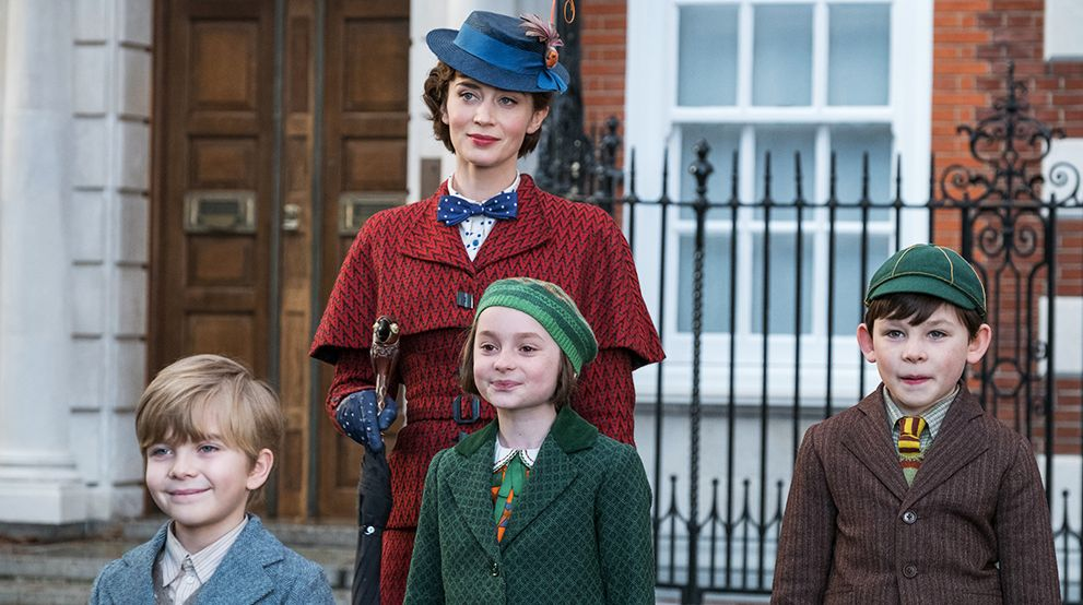 'Mary Poppins Returns' Walt Disney Studios