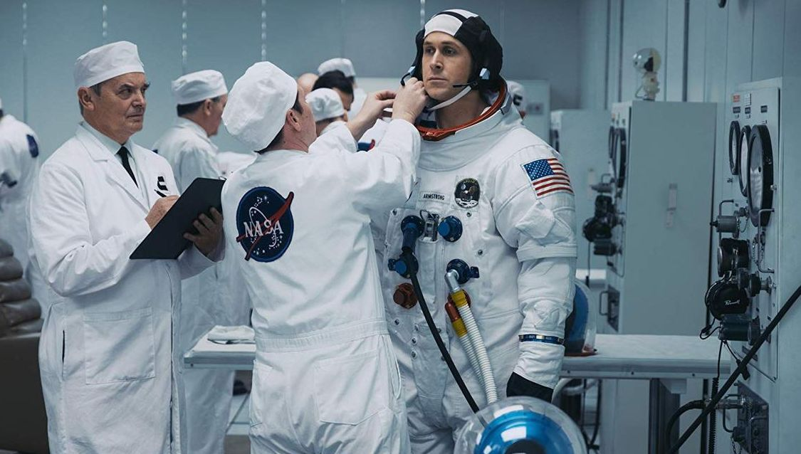 Ryan Gosling, 'First Man'