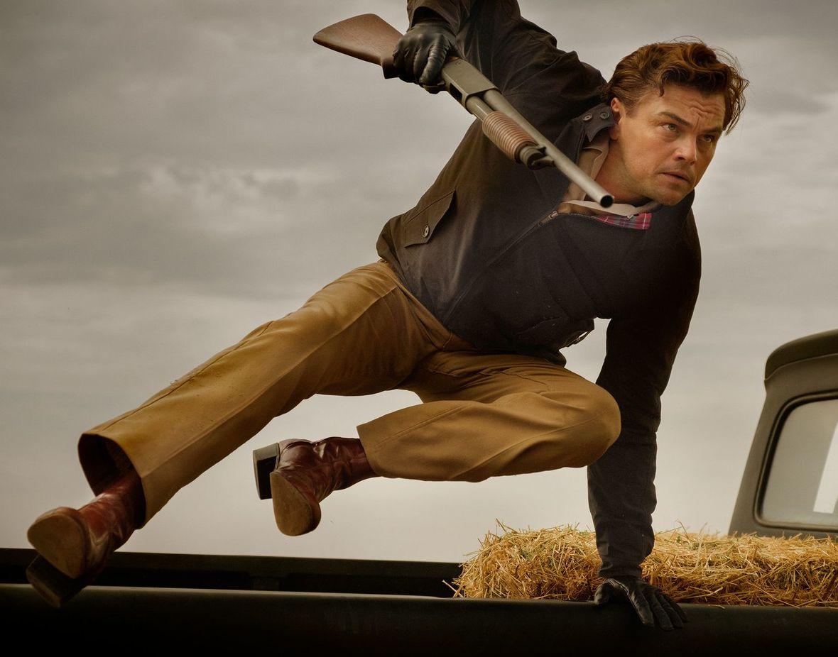 Leonardo DiCaprio as Rick Dalton | Copyright Andrew Cooper/S