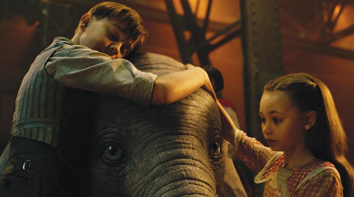 Dumbo and Kids