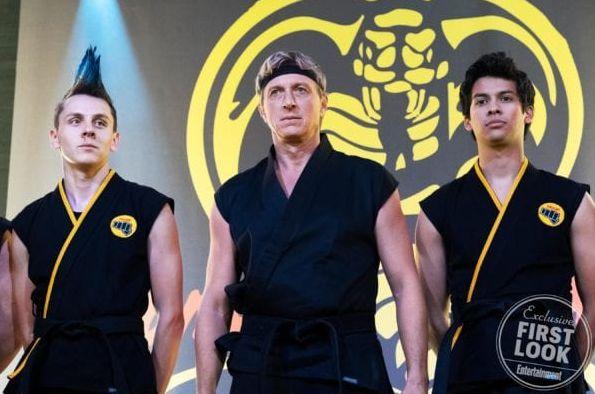 Cobra Kai Season Two First Look
