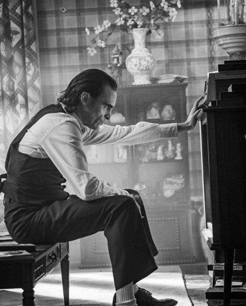 Joaquin Phoenix as 'Arthur Fleck' credit Todd Phillips/Warne