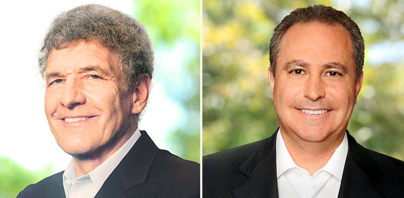 Alan Bergman and Alan Horn