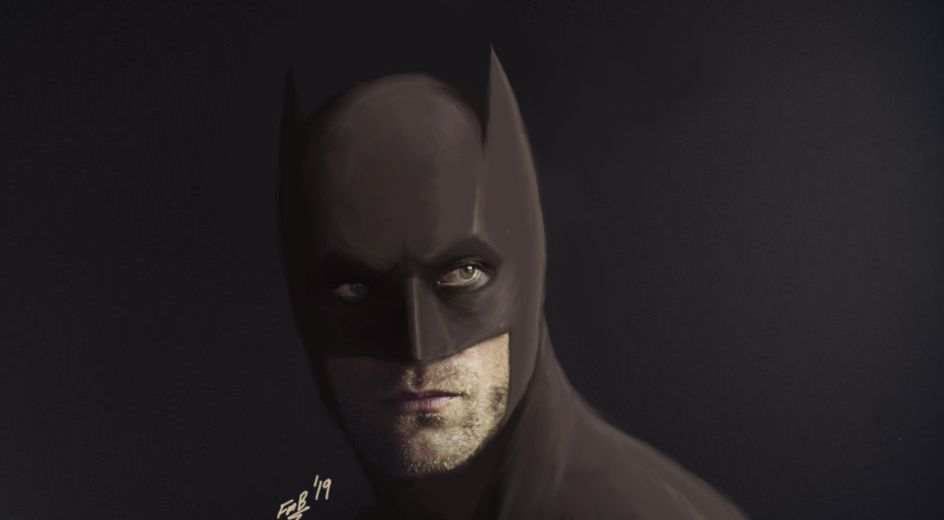 Because, fan art. (Reddit DC_Cinematic)