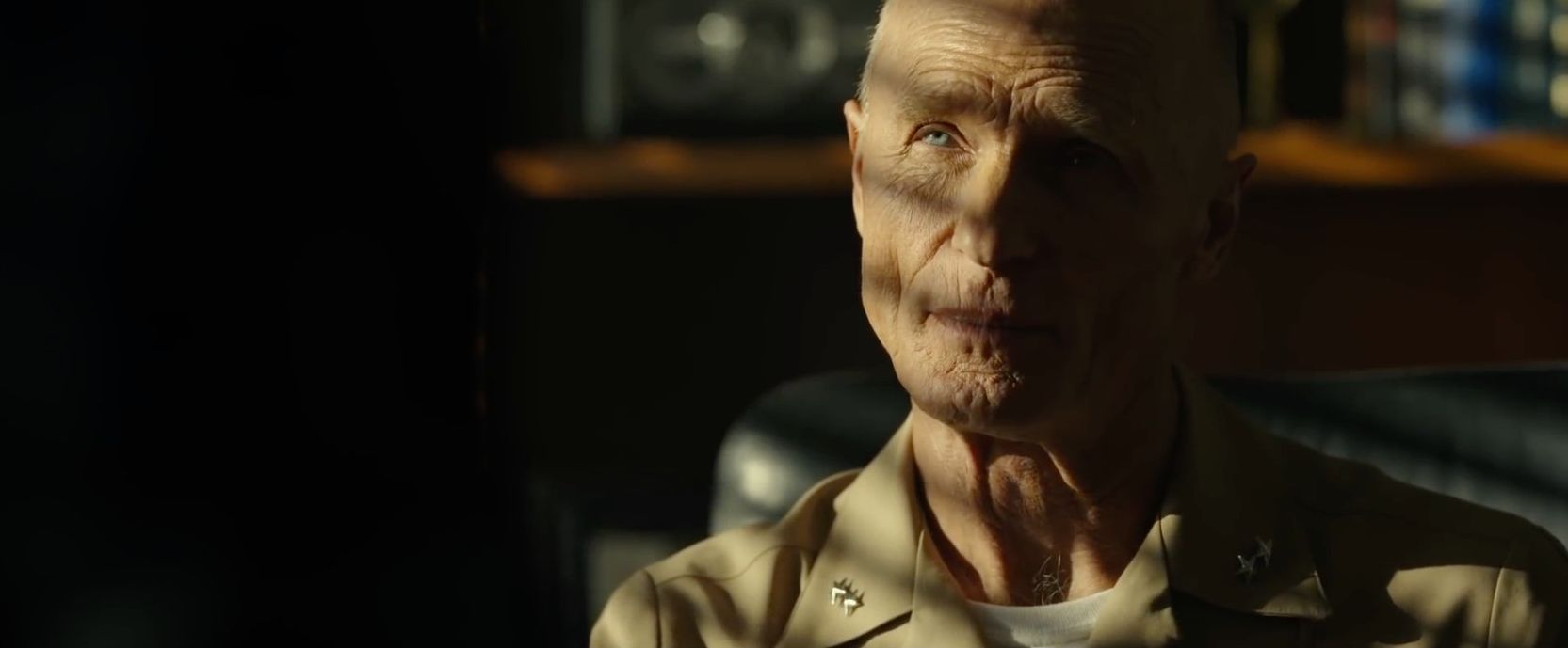 Ed Harris 'Top Gun: Maverick' Courtesy Paramount