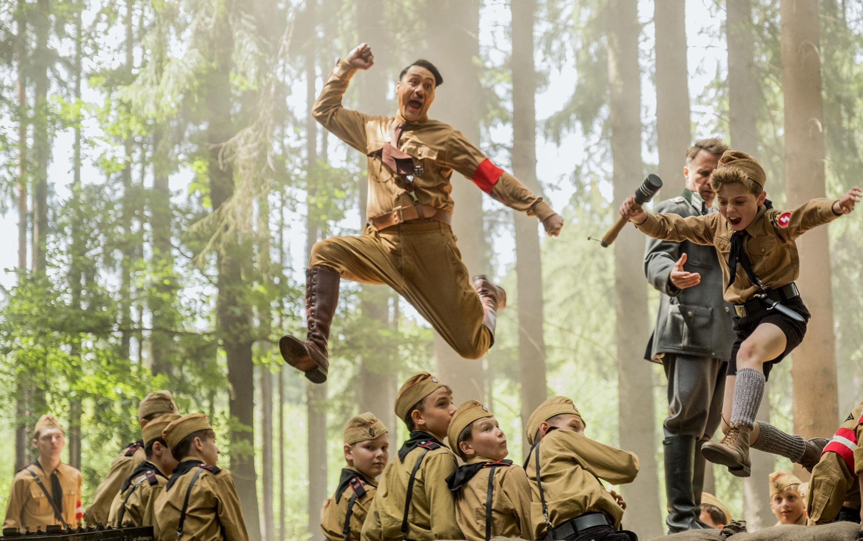 Taika Waititi as Adolf Hitler, 'Jojo Rabbit'