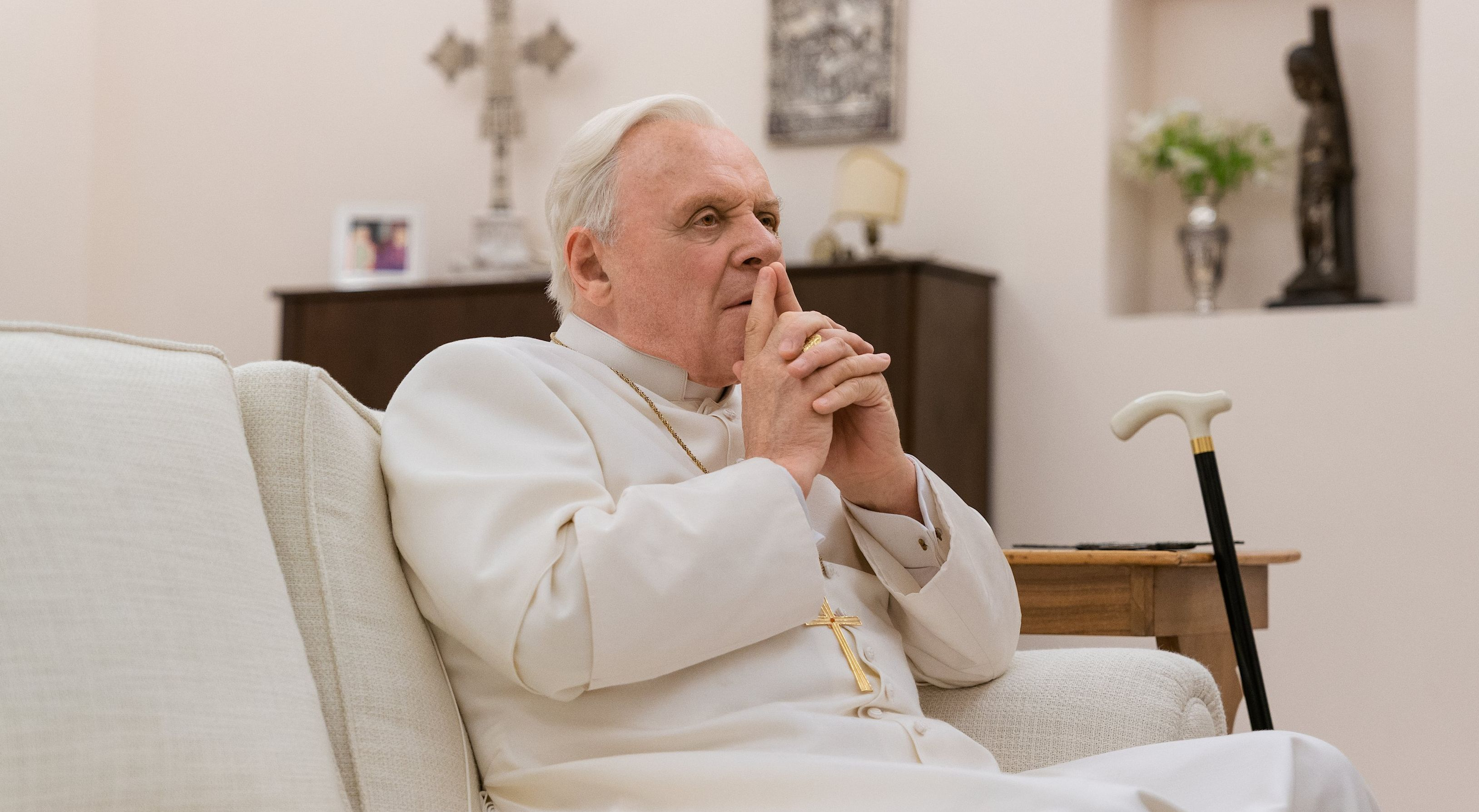 Anthony Hopkins, 'The Two Popes'