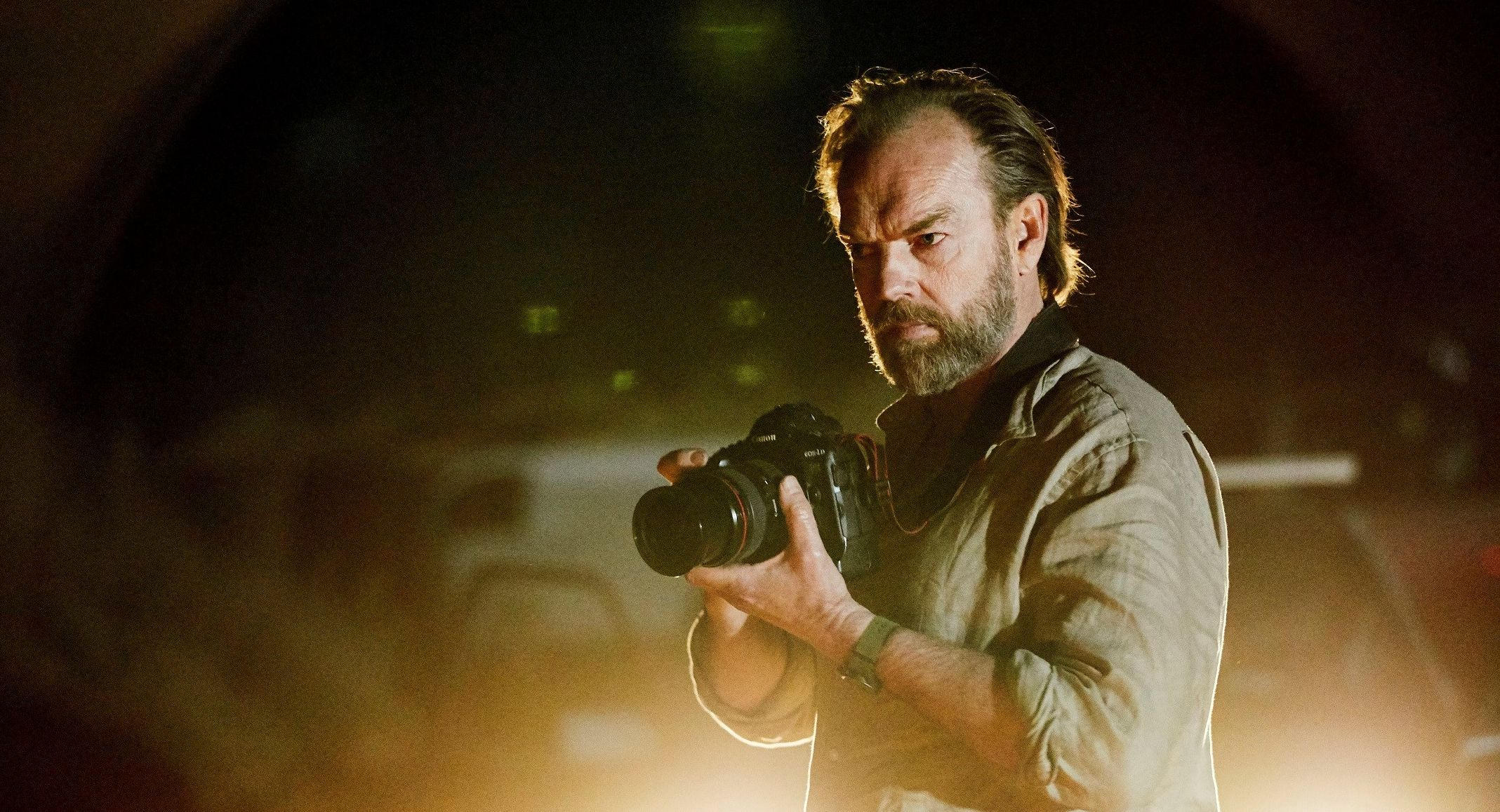 Hugo Weaving, 'Hearts and Bones'