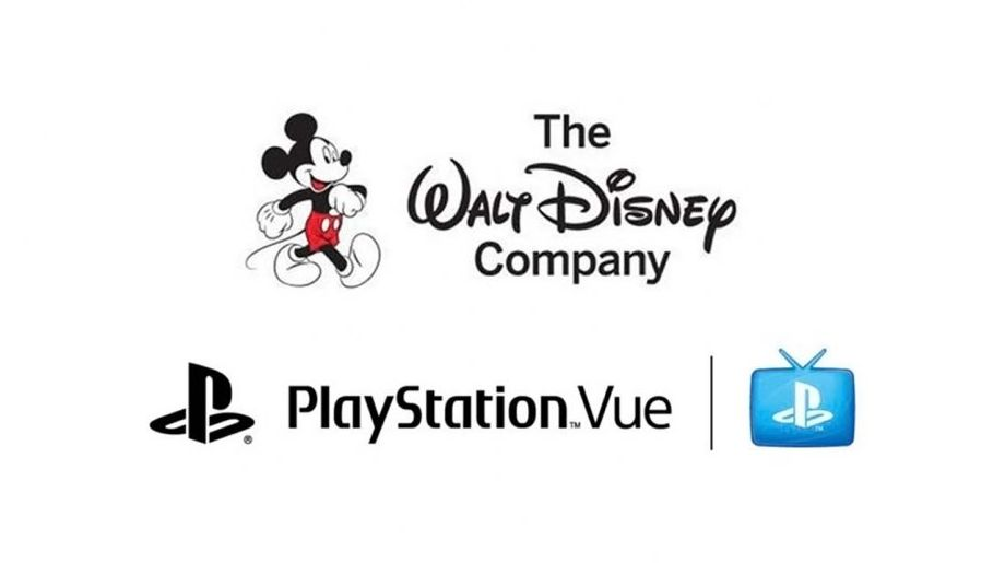 Disney/Playstation Vue