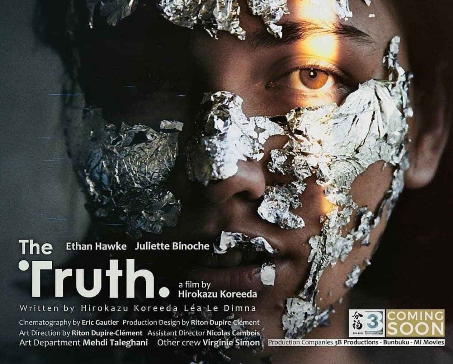 'The Truth' - Hirokazu Kore-eda