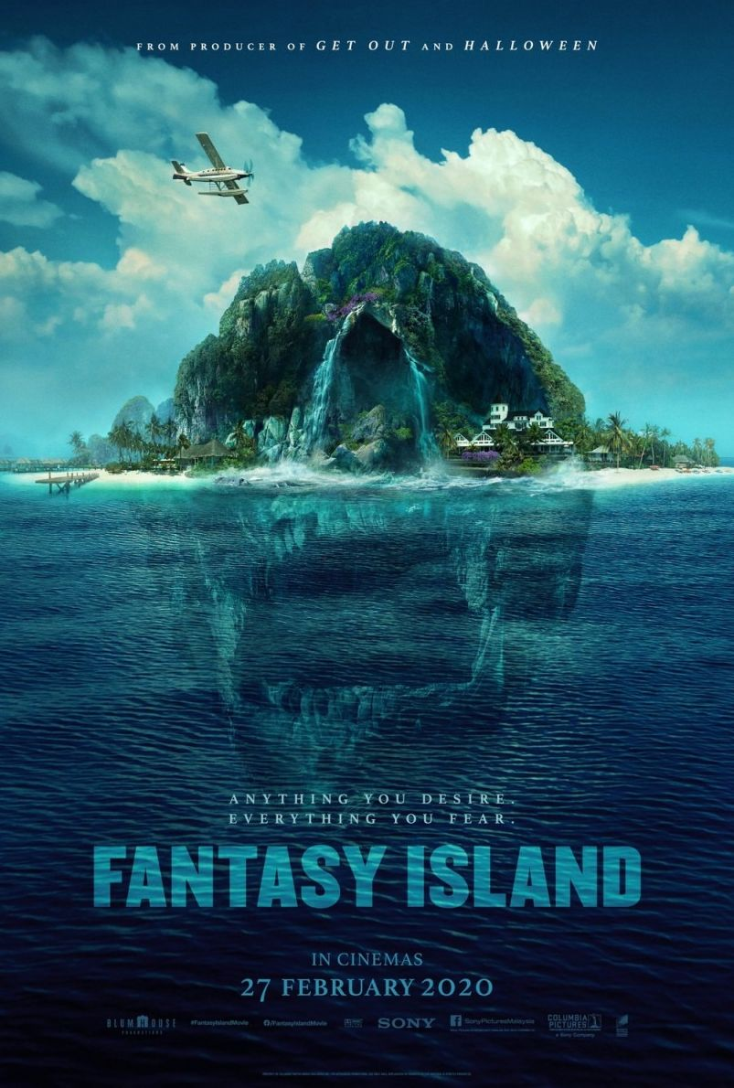 'Fantasy Island' Poster, 2020
