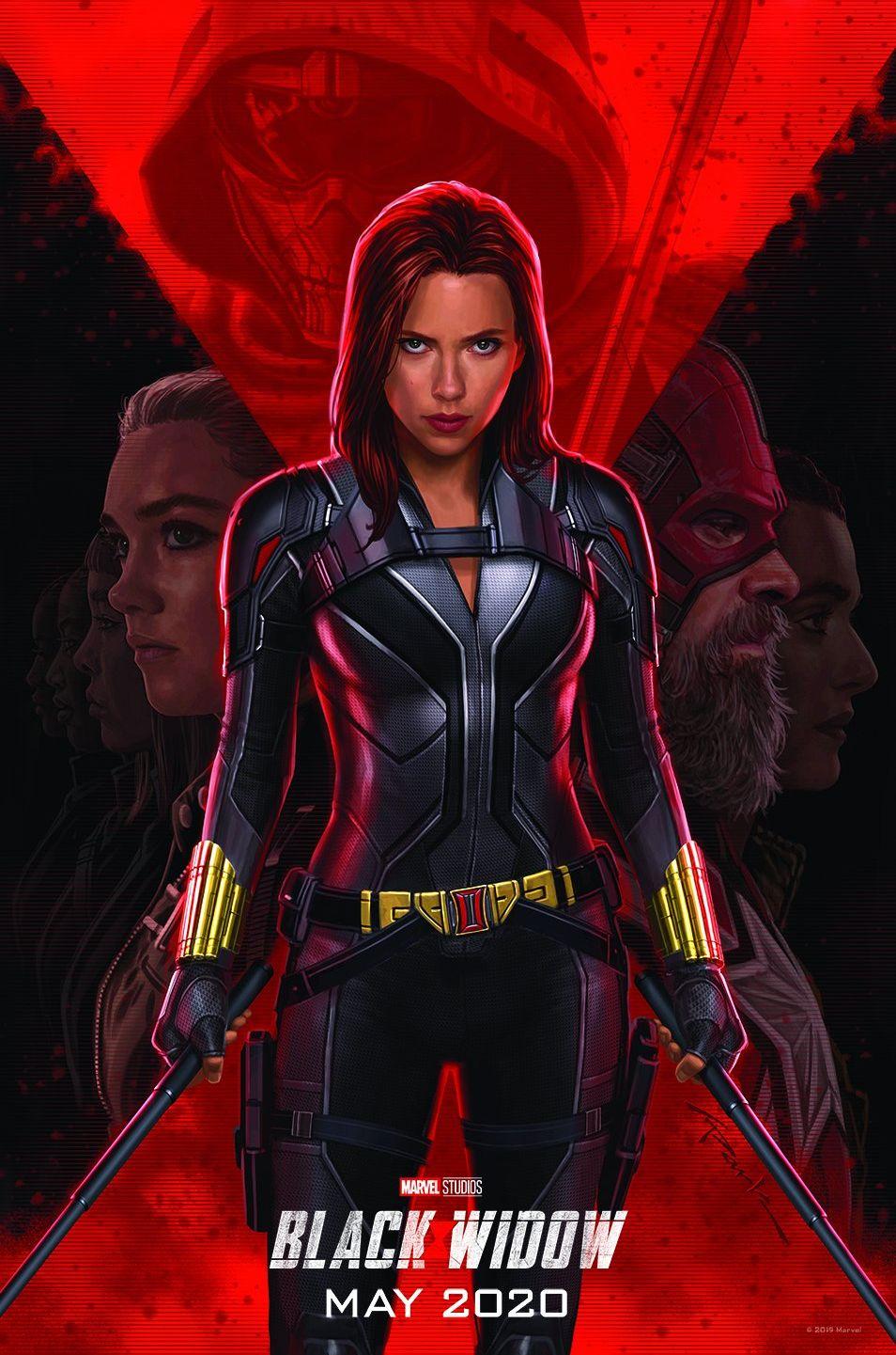'Black Widow' Poster