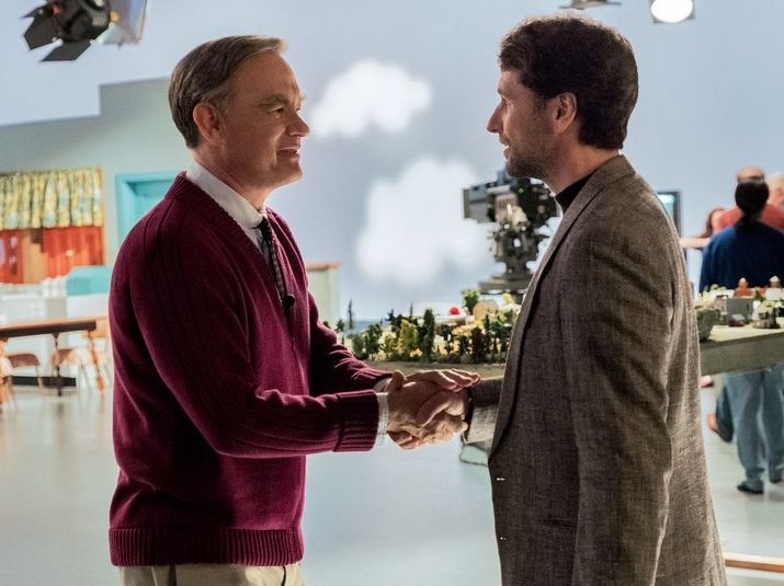 Tom Hanks and Matthew Rhys - A Beautiful Day In The Neighbor