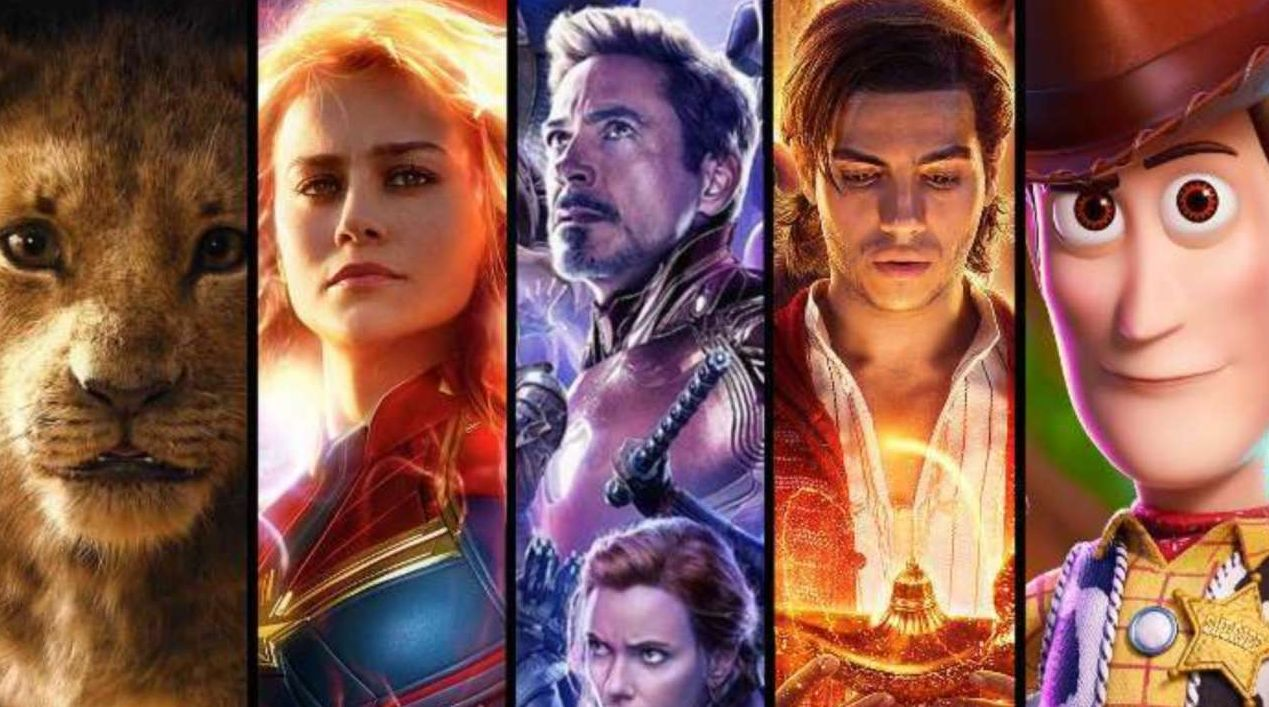 2019 Disney Box Office Breakdown