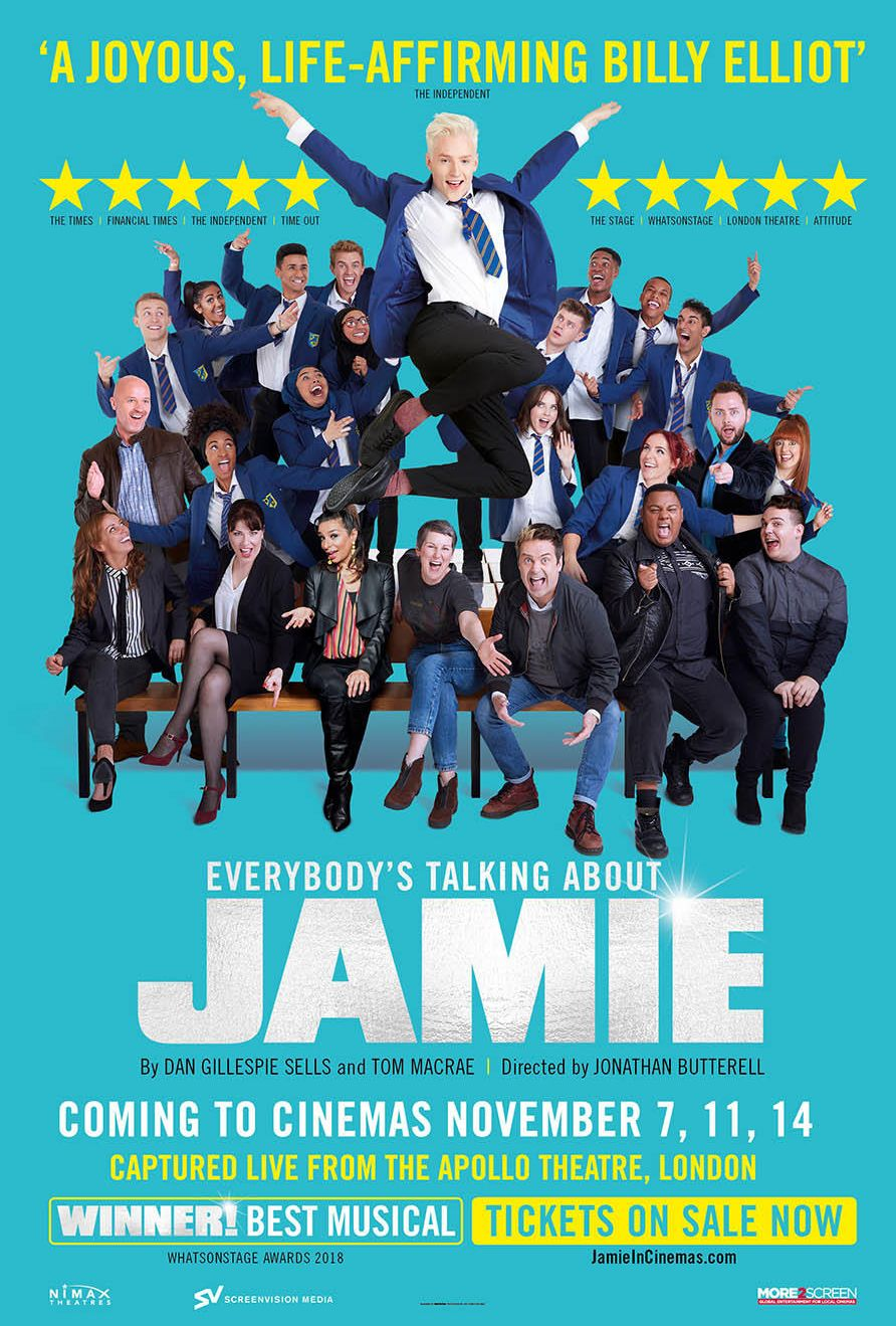 'Everybody's Talking About Jamie' Poster