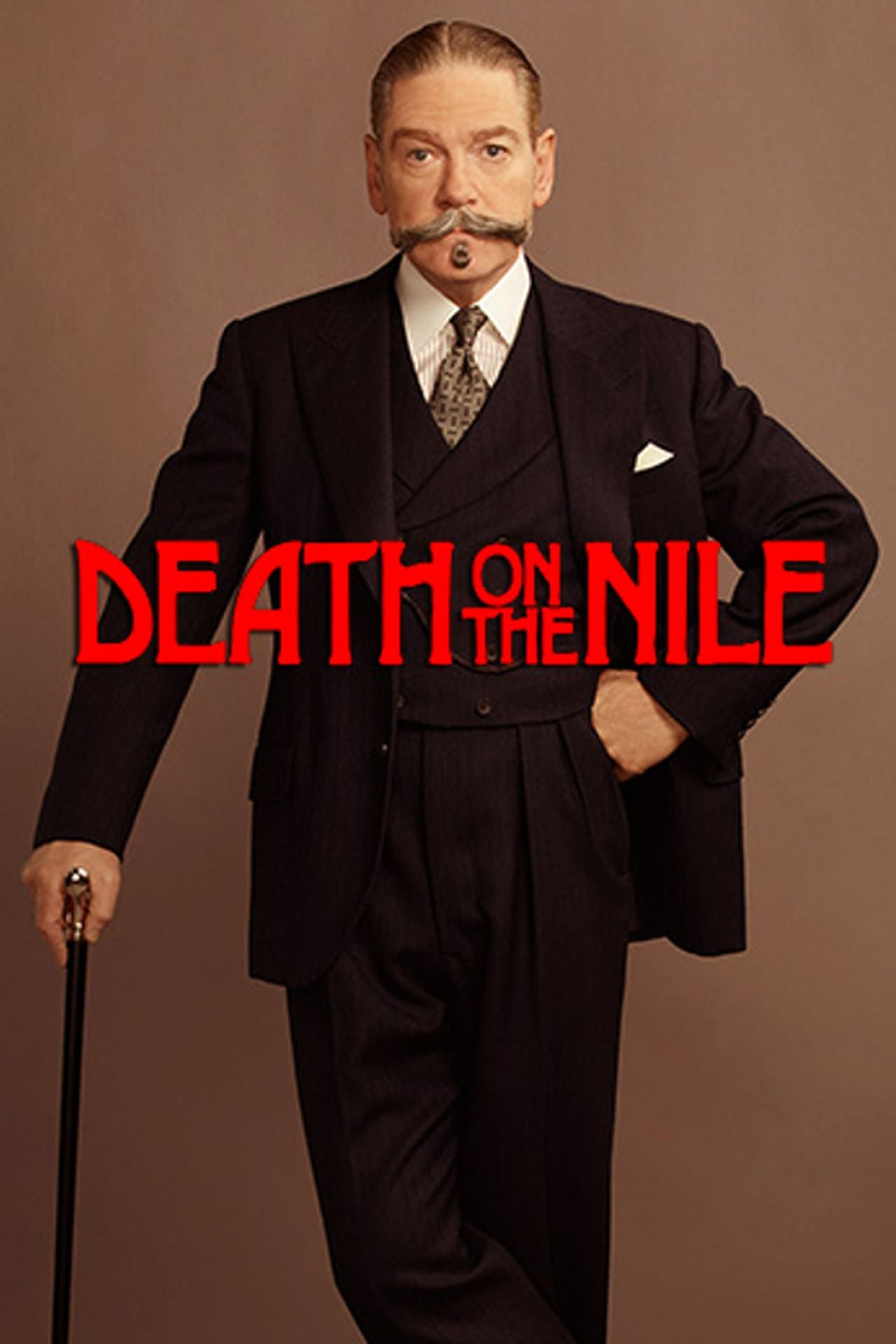 'Death on the Nile' Poster