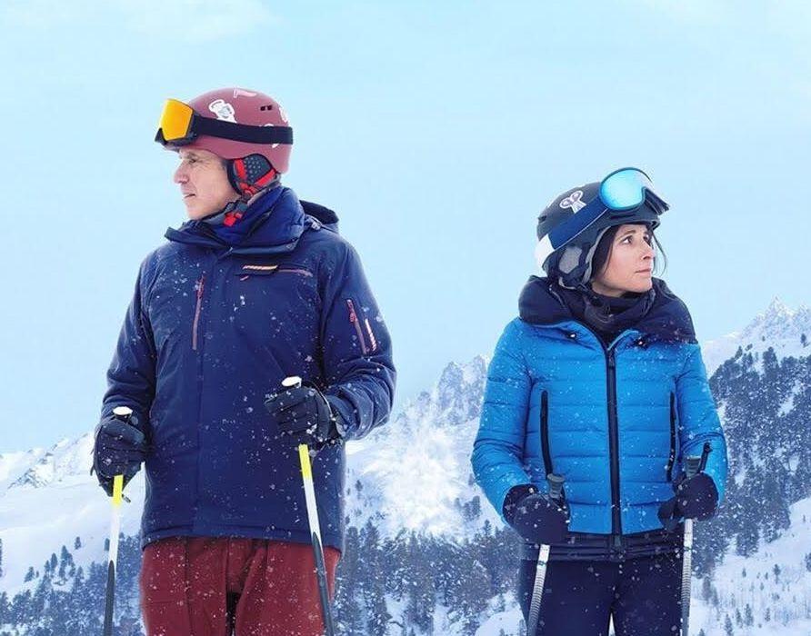 Will Ferrell and Julia Louis-Dreyfus