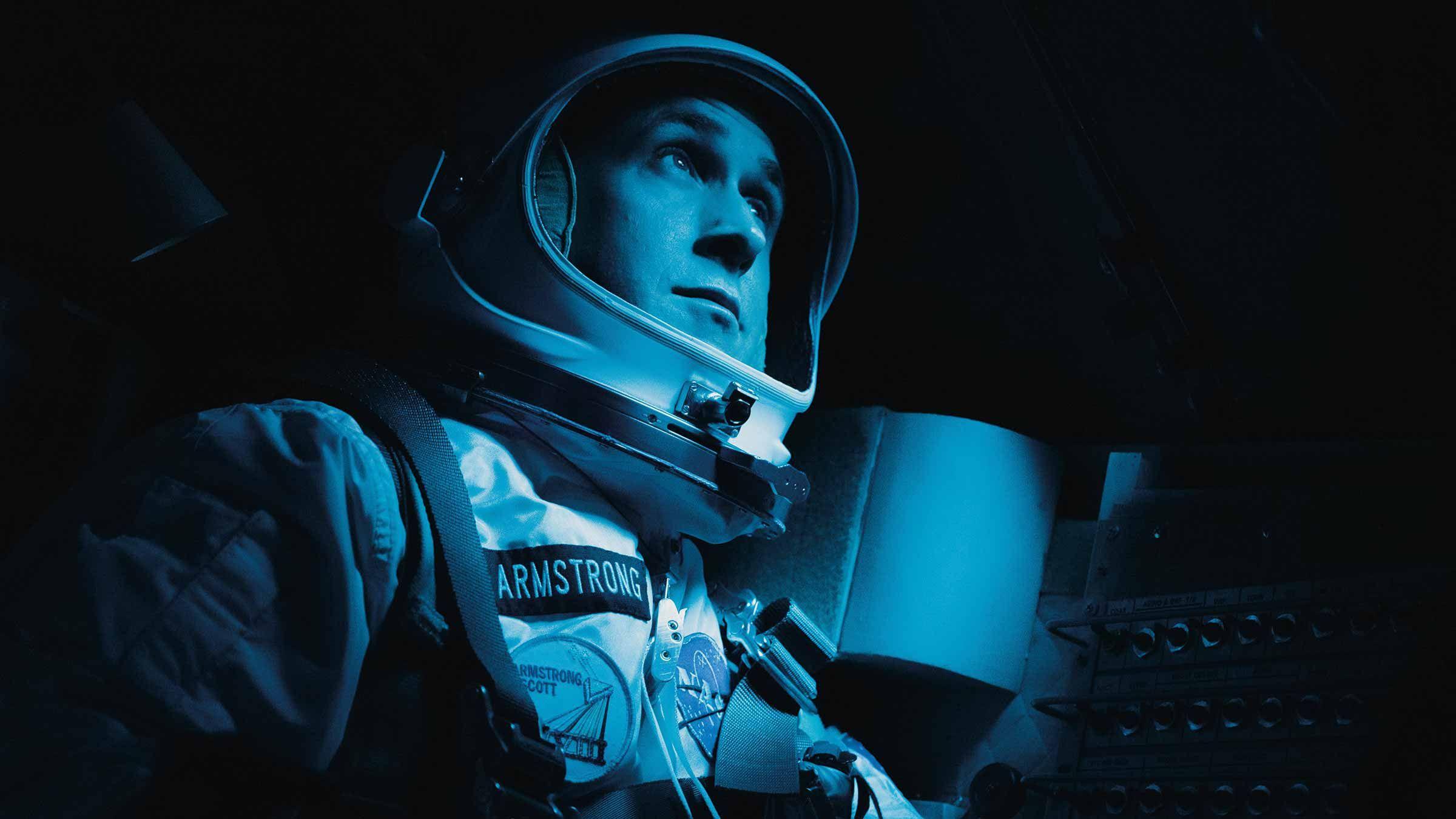 Ryan Gosling • 'First Man'