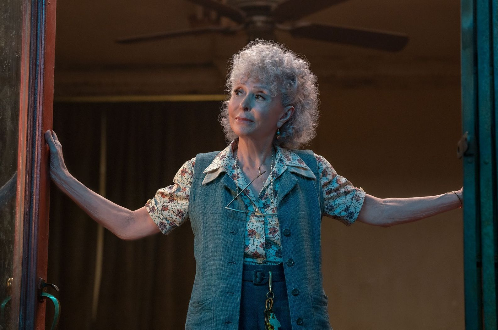 Rita Moreno returns for a new generation of 'West Side Story