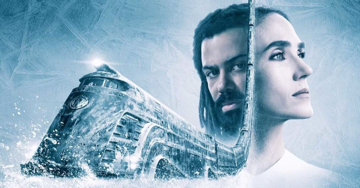 Snowpiercer Series Banner - May 17 on TNT