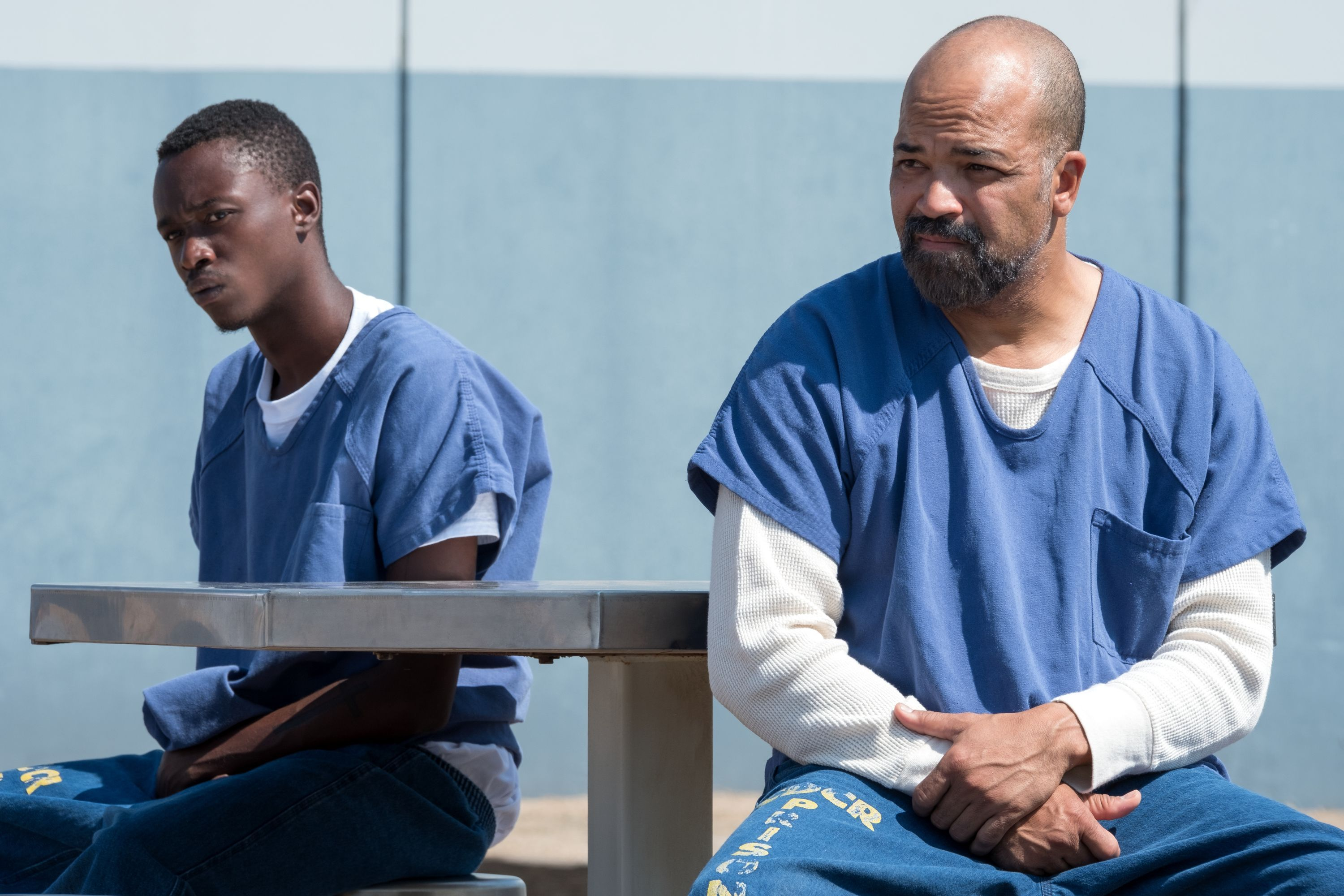 Ashton Sanders and Jeffrey Wright - 'All Day and a Night'