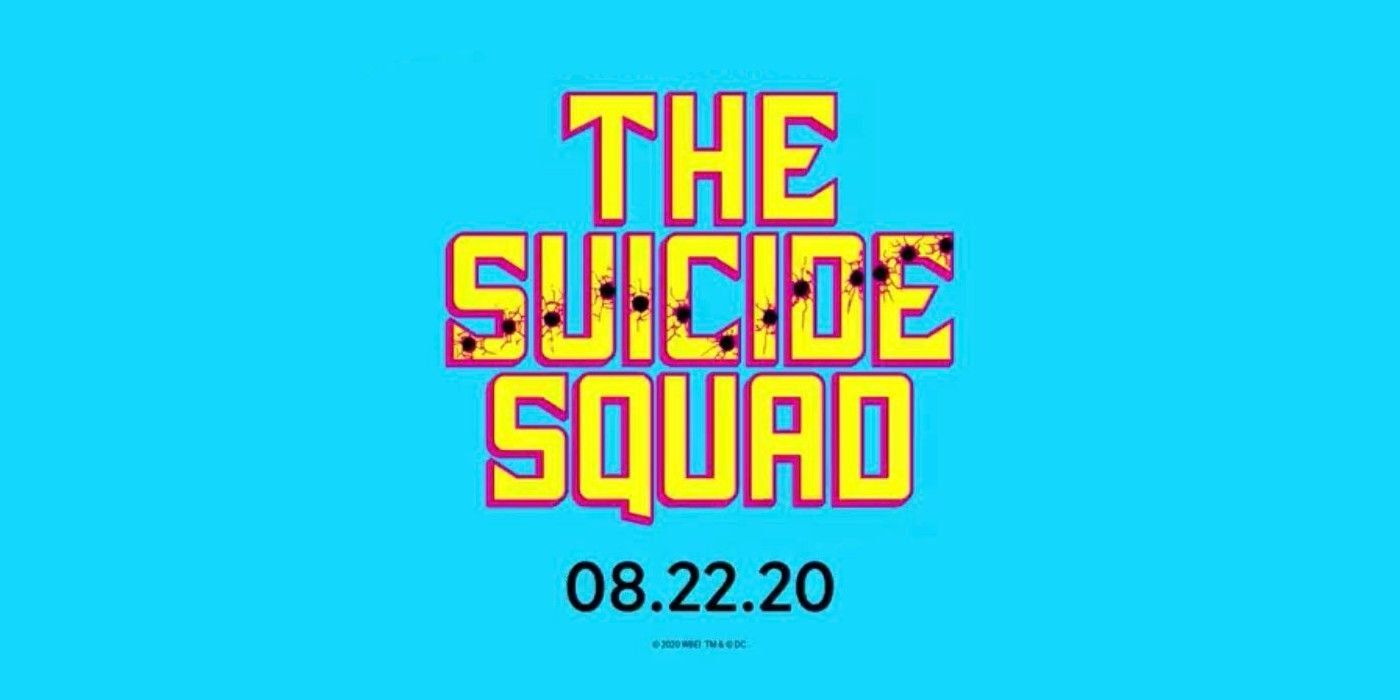 The Suicide Squad 2020 Logo