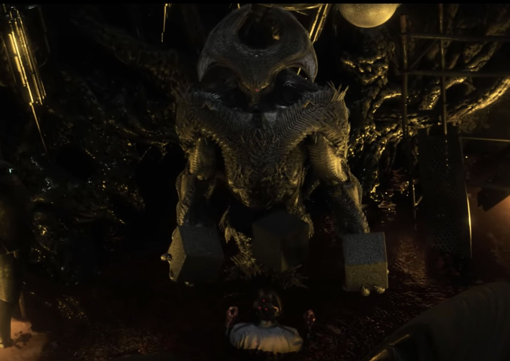 Steppenwolf in Batman v Superman