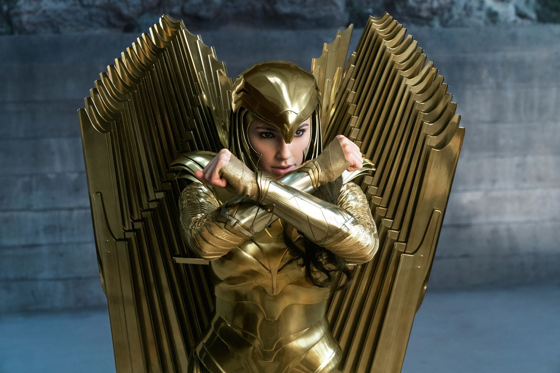 'Wonder Woman 1984' in Gold