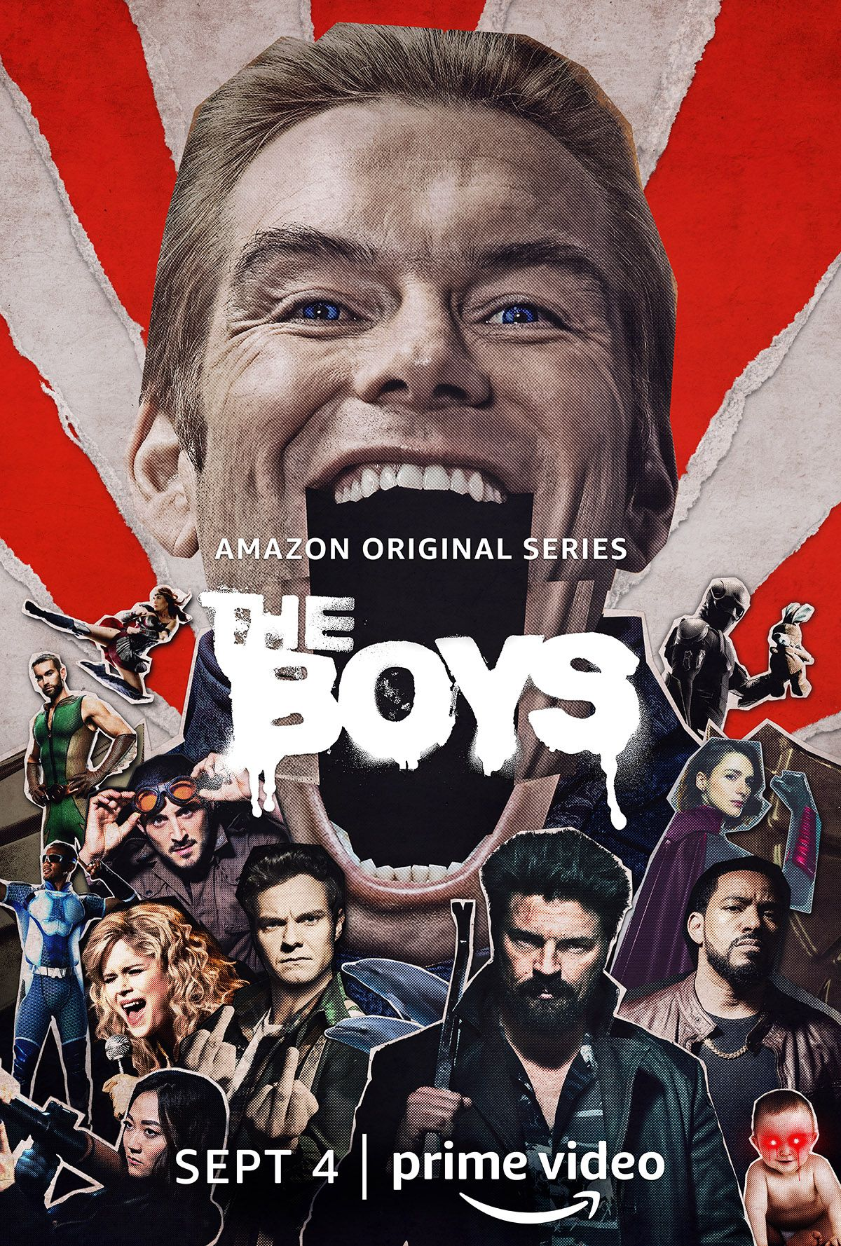 'The Boys' Season 2 Poster