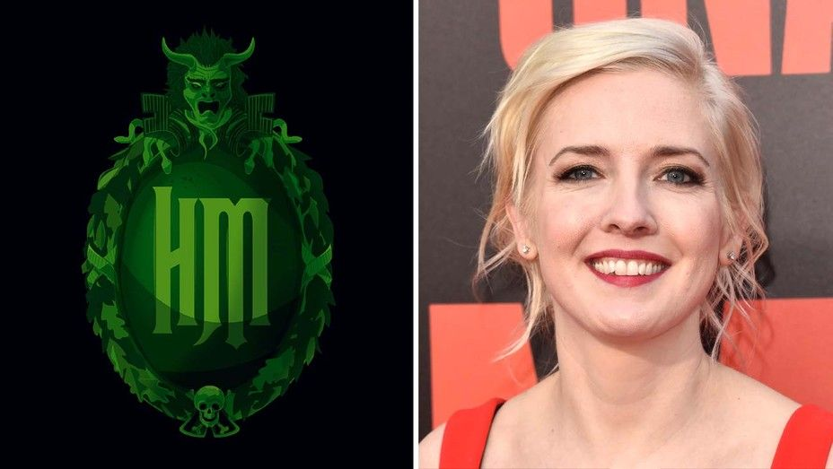 'Haunted Mansion' writer Katie Dippold