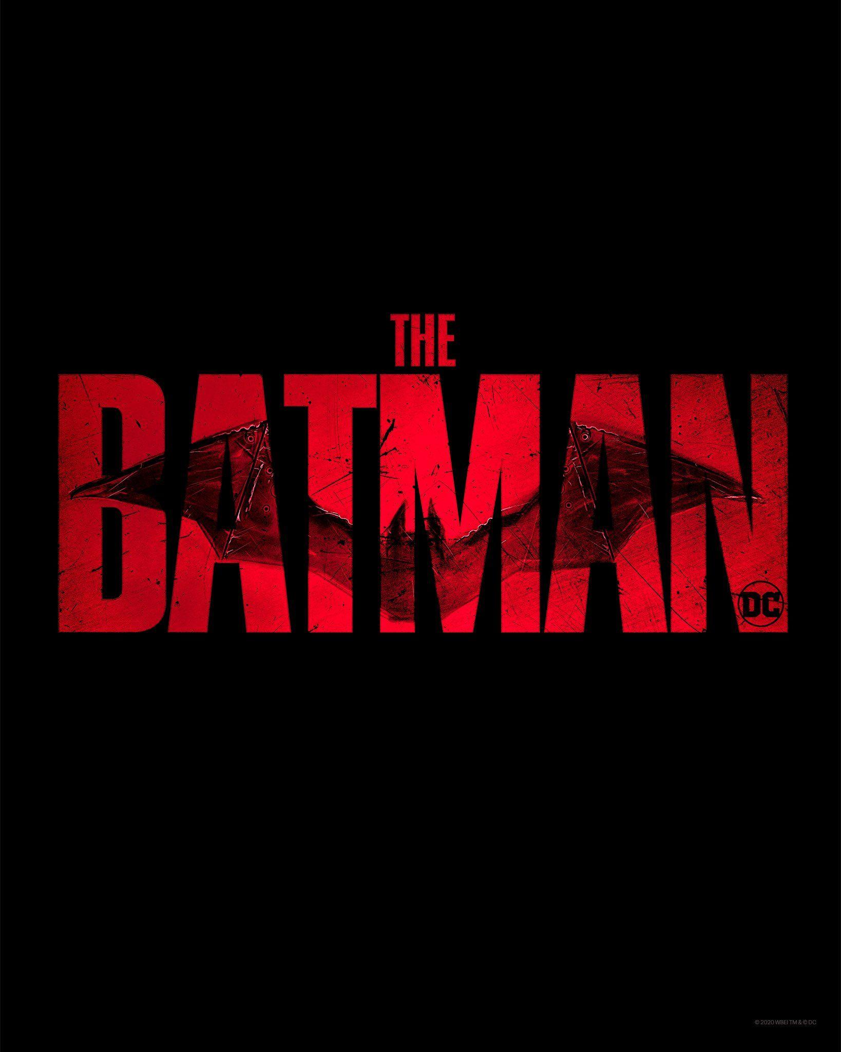 'The Batman' official logo • courtesy @mattreevesLA