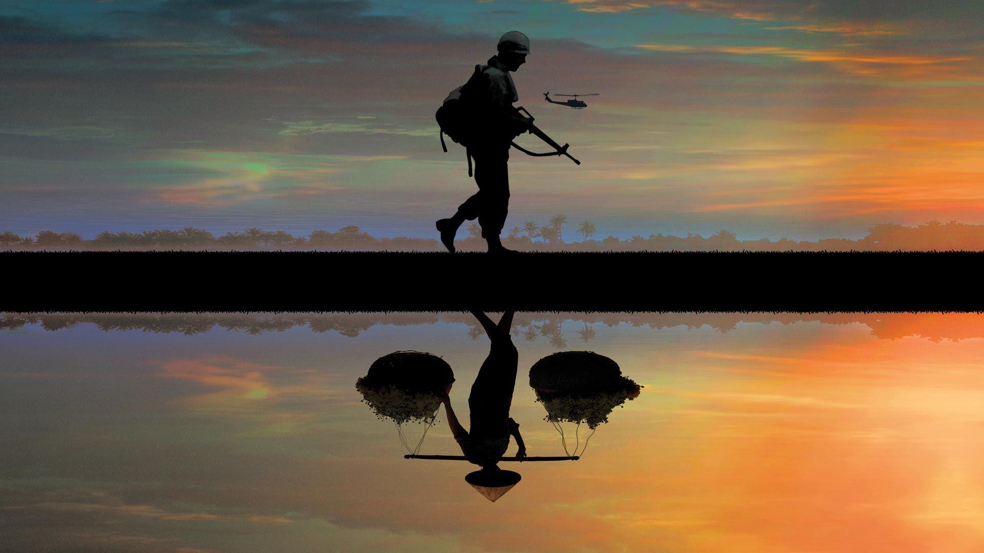 'The Vietnam War' courtesy PBS