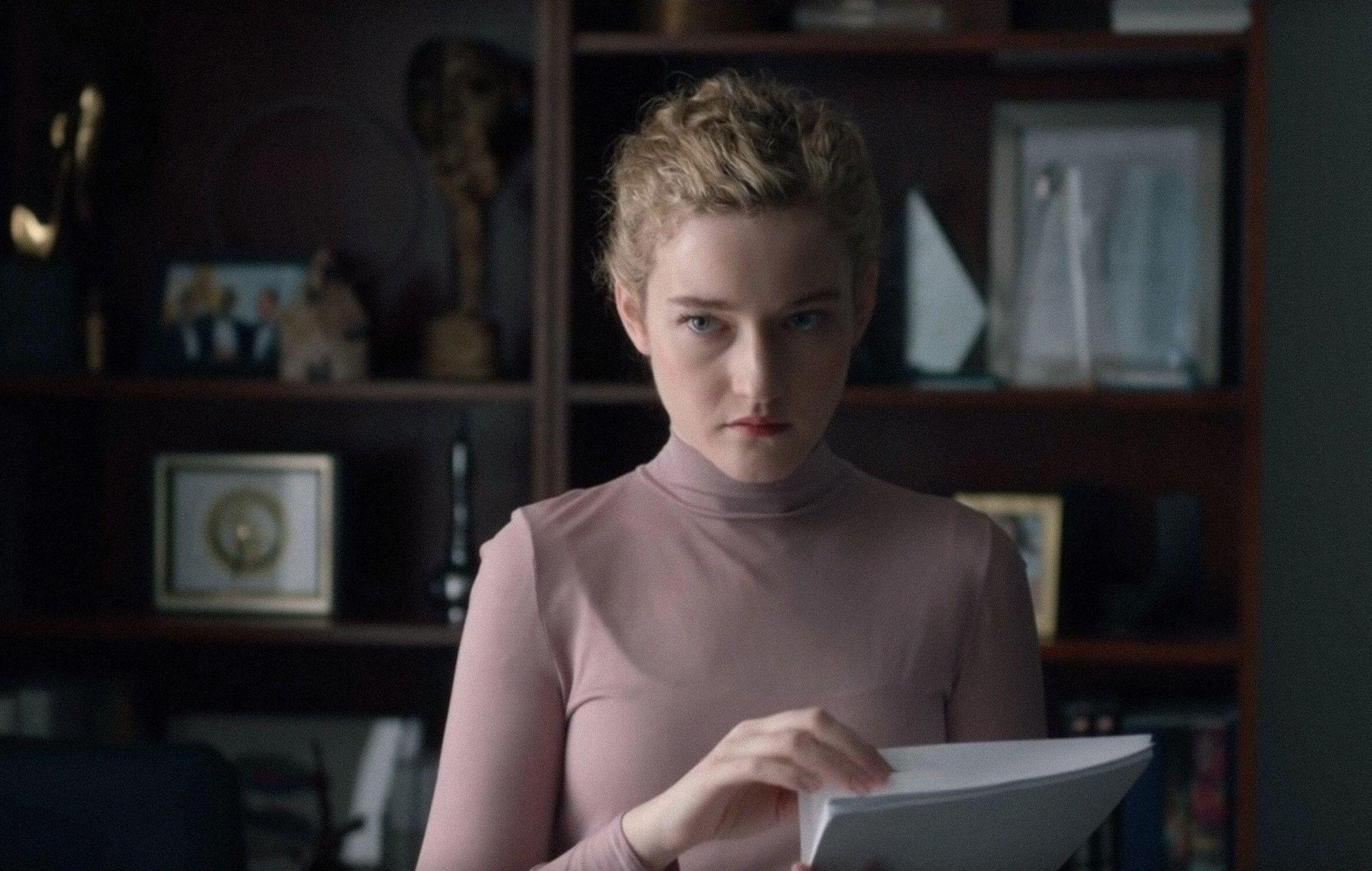 Julia Garner 'The Assistant' courtesy Bleecker Street