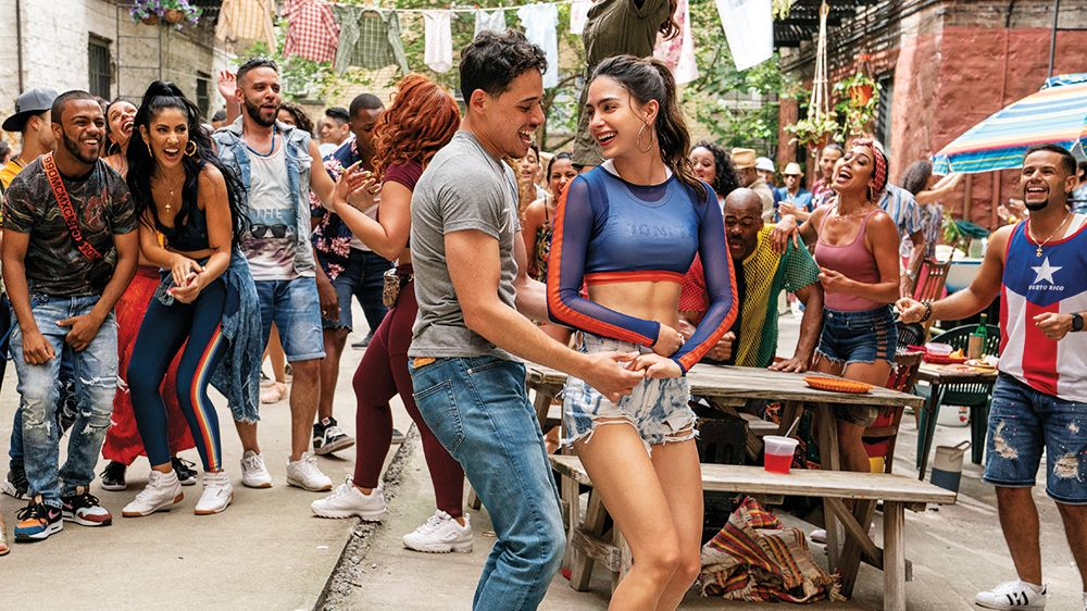 'In The Heights' courtesy Warner Bros.