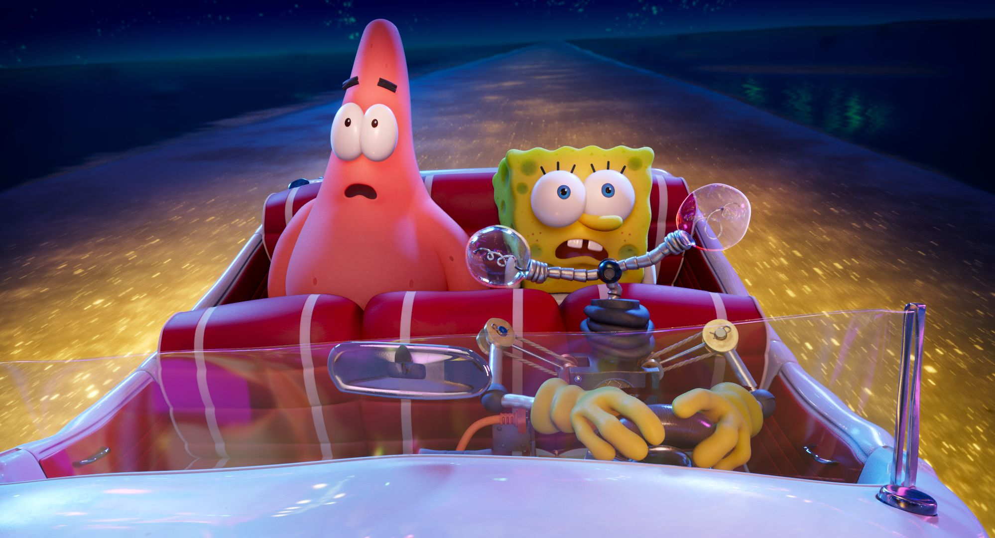 'The SpongeBob Movie: Sponge on the Run' courtesy Paramount Animation