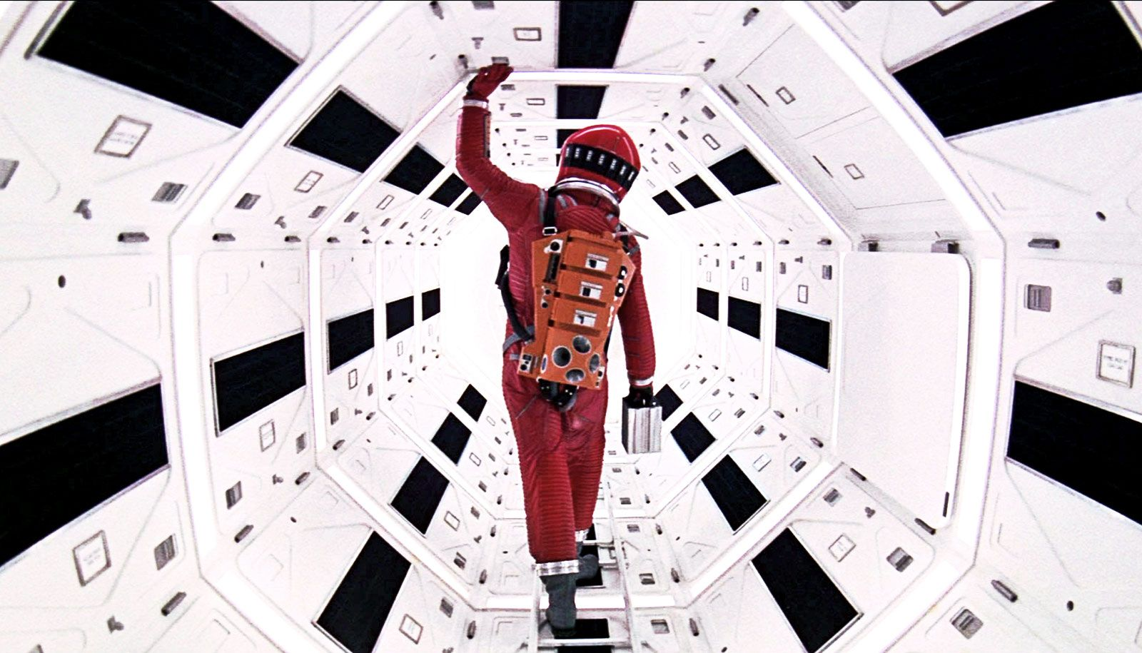 2001: A Space Odyssey courtesy Metro-Goldwyn-Mayer