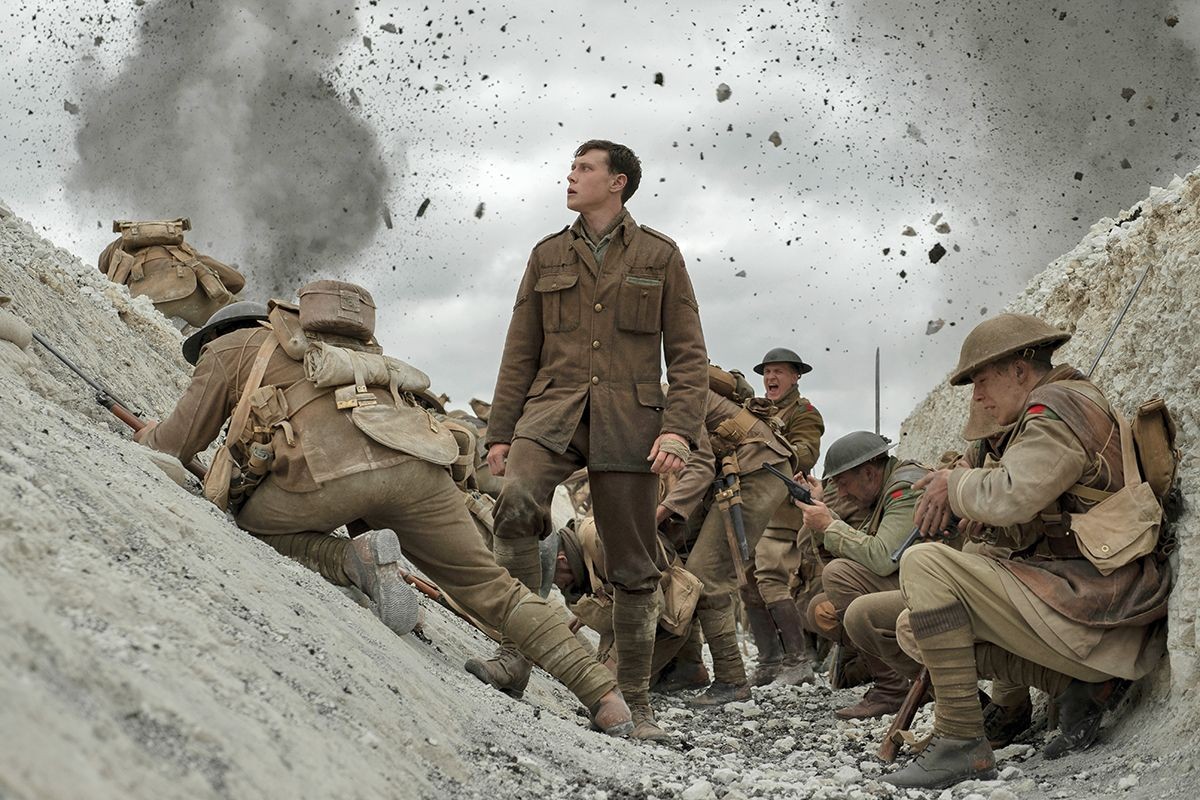 '1917' courtesy Entertainment One and Universal Pictures
