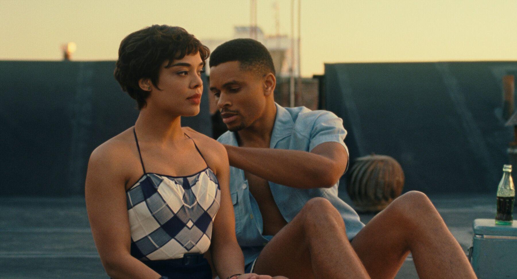 'Sylvie's Love' courtesy Amazon Studios