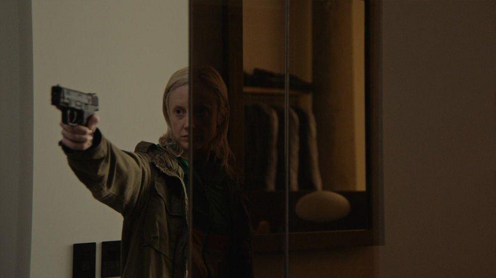 Andrea Riseborough 'Possessor' courtesy Elevation Pictures, NEON