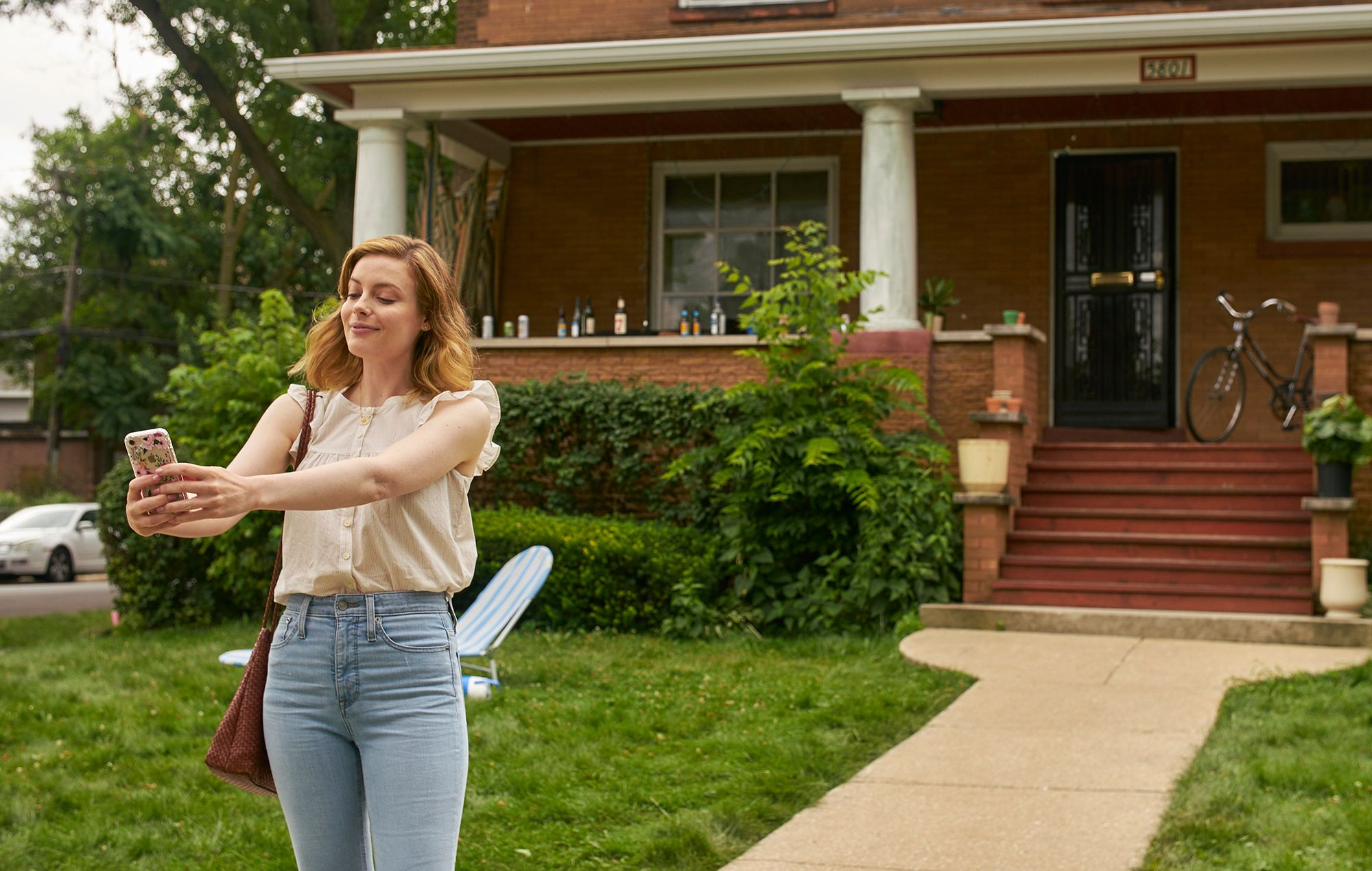 Gillian Jacobs 'I Use To Go Here' courtesy Gravitas Ventures