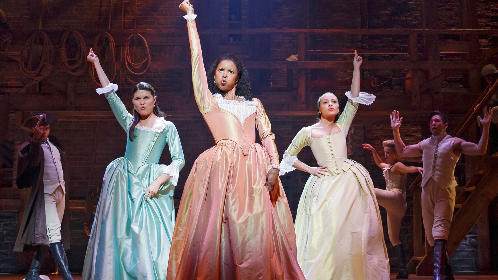 'Hamilton' courtesy Walt Disney Studios