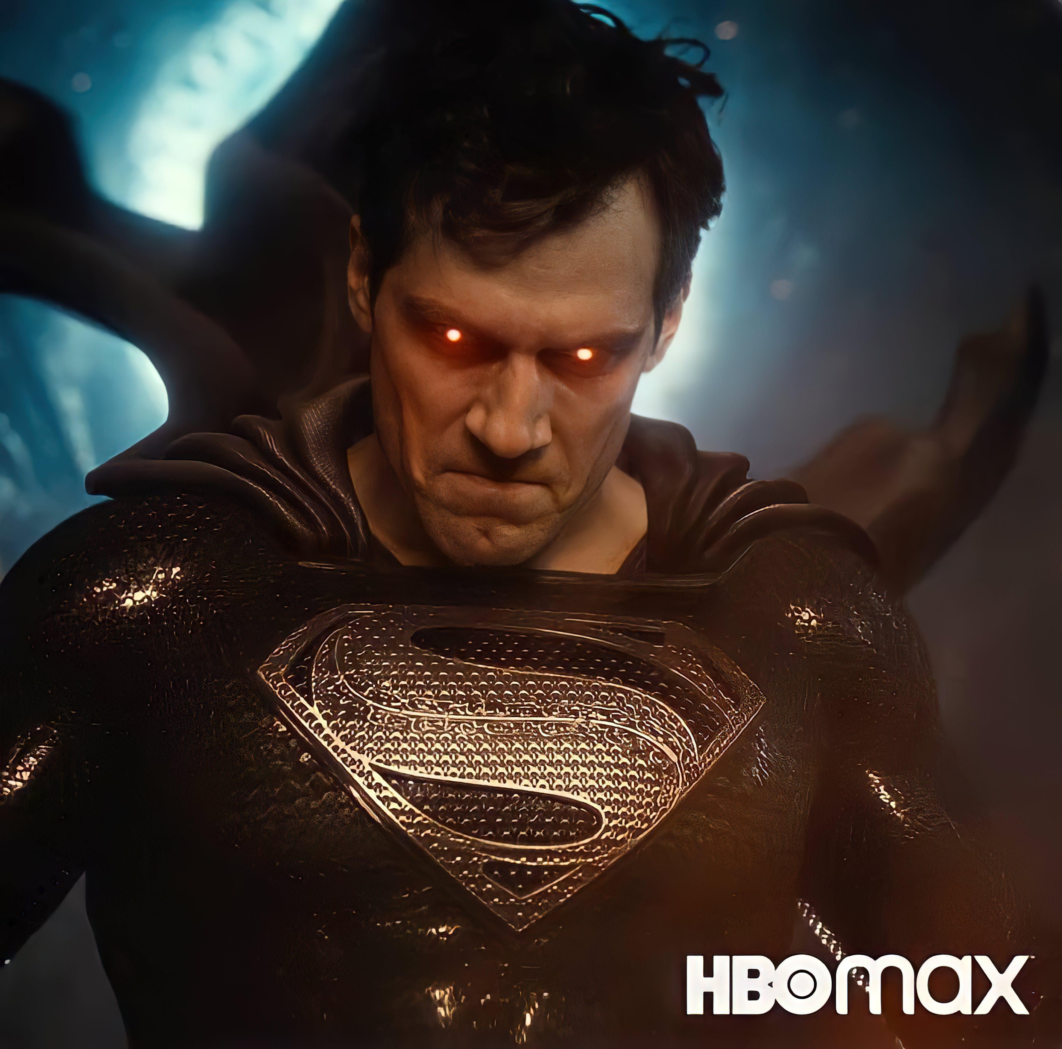 Black Suited Superman