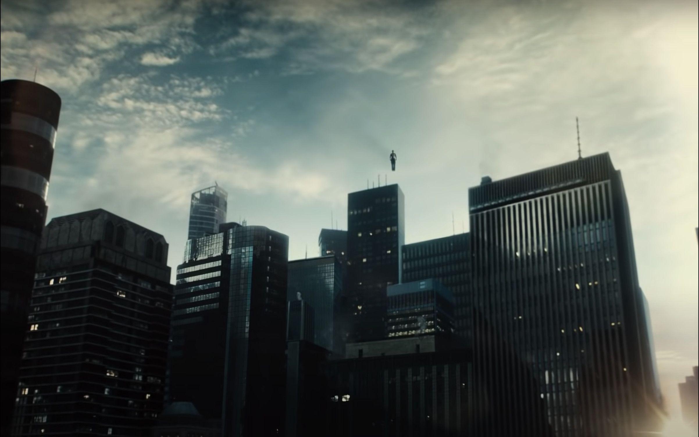Superman is Reborn.